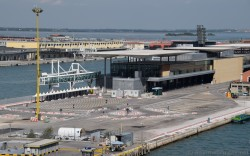 Venice Cruise Terminal seen from Norwegian Spirit Cruise Ship.jpg