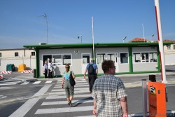 Venice Cruise Port Security Checkpoint .jpg