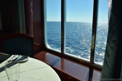 Ocean View from the Norwegian Jade Grand Pacific Dining Room for Lunch.jpg