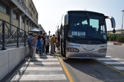 Royal Caribbean Shuttle Bus to Marco Polo Airport @ Port of Venice.jpg