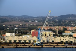 Itsa & Sportiello Warehouses & Hills of Civitavecchia in the background.jpg
