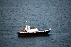 Civitavecchia Pilot Boat in the harbor.jpg