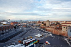Port of Livorno Italy Wide Angle Photo.jpg