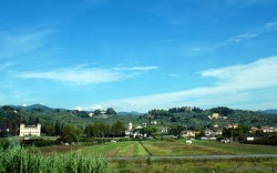 Hilly Countryside of Livorno Italy.jpg