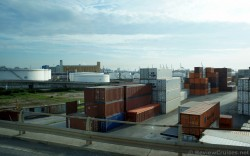 Containers Stored at Port of Livorno Italy.jpg