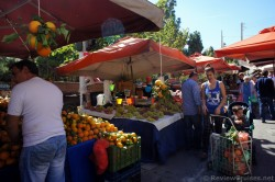 Piraeus Outdoor Market