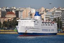 Venrouis Sea Lines Agios Geogios @ Port of Piraeus.jpg