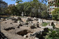 Presidential Block of the Roman Period Ruins in Piraeus.jpg