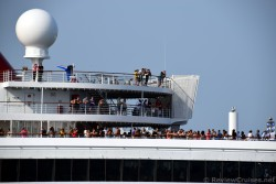 Guests on Upper 3 Decks of Carnival Victory.jpg