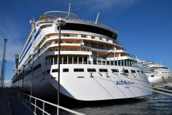 AIDA Diva Cruise Ship Back View While in Tallinn Estonia.jpg