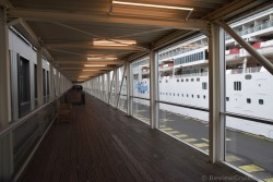 Long Gangway into the Terminal @ Amsterdam Cruise Port.jpg