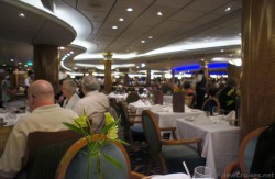 Dining room during dinner aboard Royal Caribbean Explorer of the Seas.jpg