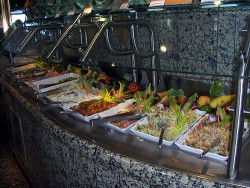Carnival Paradise Cruise Ship Paris Restaurant Salad Bar.jpg