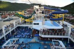 Norwegian Escape Deck 16 Pictures