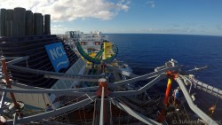 Norwegian Escape Deck 18 Pictures