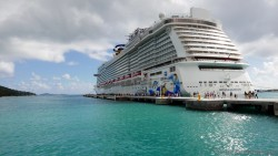 Norwegian Escape Docked