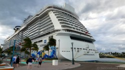 Norwegian Escape in Nassau