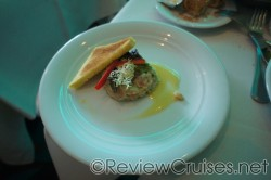 Norwegian Smoked Salmon Tartare Norwegian Dawn Cruise Food.jpg