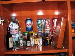 NCL Sun Drinks in the Cabin Cabinet.jpg