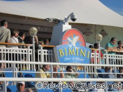 Norwegian Dawn Bimini Bar & Grill during sail away party.jpg