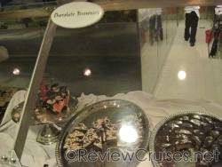 Chocolate Brownies at Chocoholics Buffet aboard the Norwegian Dawn.jpg