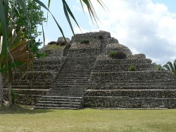 Chacchoben Mayan Ruins Excursion Pictures