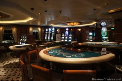 Half moon game table at Caribbean Princess Casino.jpg